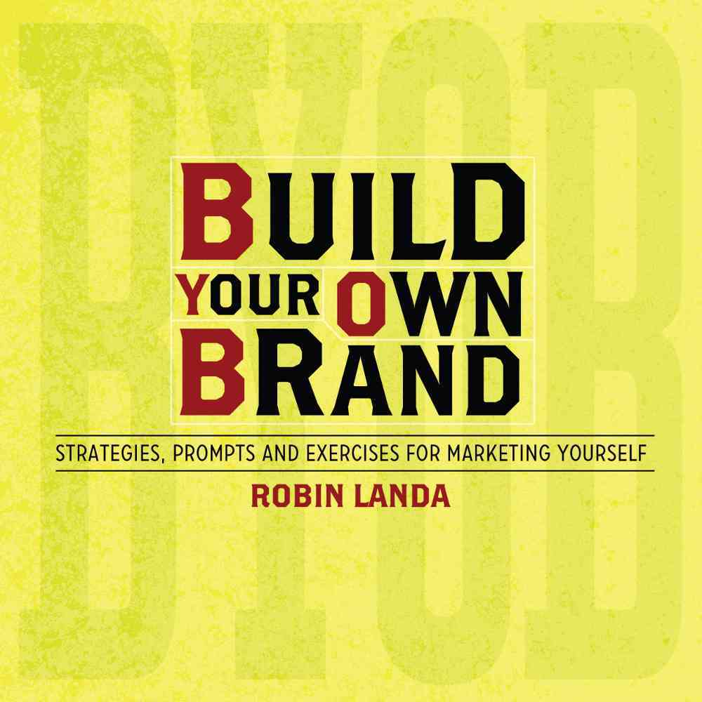 Build Your Own Brand By Landa, Robin